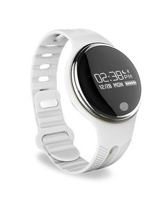 iRapid IP67 Water Resistant Smart Watch with Fitness Activity Tracker,Sleep Monitor, Anti-lost, etc.(White). Measures the distance you've run or biked and tracks your pace and route,set daily activity goals and let the activity tracker help you meet them. The activity summary shows your activity throughout the day for easy analysis. SMARTWATCH AND FITNESS TRACKER: Track your steps taken, sleeping hours, and calories burned all day, every day (24/7). You can also manage your fitness by...