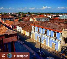 #Follow @g_dezigner: The colors of #Granada #Nicaragua #ILoveGranada #AmoGranada #Travel #GranadaNicaragua #CentralAmerica
