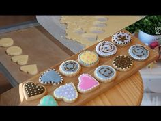 [The SCOOP] 195. How to make Sugar Icing Cookies  Recipe