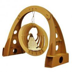 Papiersofa Flexible Love Bitte ausziehen | Paper furniture ...