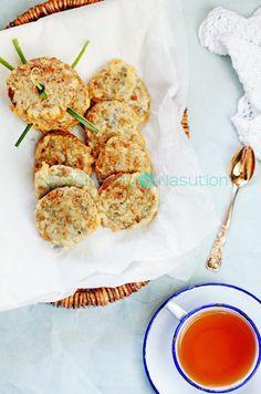 Gandasturi Recipe (Indonesian Breaded Sweet Mung Bean)