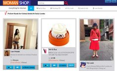 WOMANSHOP.com is Global FashionSNS. Global customers over 95 countries of On Line Shop, Off Line Shop, Wholesaler, Fashionista are visiting to post & share global fashion information, products and their daily looks. Now, you can freely post your information of your BLOG, Internet Site, Product Information, Your Daily Looks, On Line Shop, On line Shop with your own language to share its informational globally. Firstly, Please visit our www.WOMANSHOP.com