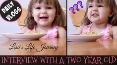 Interview With A Two Year Old || DAILY VLOGS #dailyvlog #interviewwithatwoyearold #twoyearold #toddler #fauxstarbucks #icedcoffee #caramel #motherhood #attentiondeficitdisorder #anxiety #depression #lisaslifejourney
