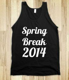 SPRING BREAK 2014 #QsSpringBreak14
