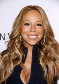 Mariah Carey at the Project Canvas Art Gala and Exhibit to benefit the Urban Arts Partnership at The Opera Gallery in New York City, on 11 May 2012.
