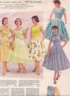 Spiegel Catalog, Spring/Summer 1956.