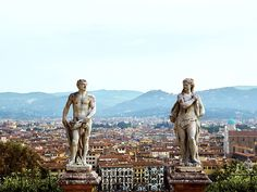 Bardini Gardens Statues, Florence