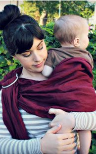 Ring Sling how-to, trouble shooting and tips to feeling confident in your carrier :)