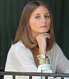 Olivia Palermo - lovely hair