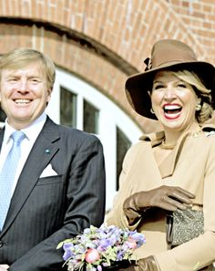 Queen Maxima and King Willem - Alexander state visit to Denmark.  March 18th 2015