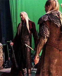 doitsuki: *quietly observed Legolas's back*