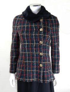 Stand out with original 1980s Clothing and Vintage jackets from My Vintage, Vintage jackets, 1980s jackets, 80s vintage jackets, 1980s vintage check jacket