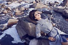 'Toxic Glamour' Fashion Shoot