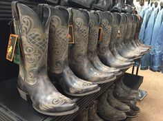 New arrivals from Ariat at Outlaw Western women's Bright Lights. $210