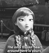 And of course, then there was the epic punch: | 18 Reactions We All Had While Watching FROZEN