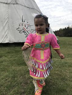Jingle Dress Toddlee Native American Children, Native American Clothing, Native American Regalia, Powwow Regalia, Jingle Dress, Rain Dance, Ribbon Skirts, T Dress, Pow Wow
