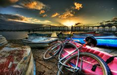 Coronado Island sunset, CA Coronado Beach, Coronado Island, California Living, Southern California, Senior Trip, Sunrises, Home And Away, Hdr, The Places Youll Go
