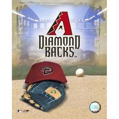 Photofile PFSAAIU01601 2007 - Diamond Backs Logo Sports Photo - 8 x 10, As Shown