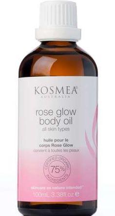 Kosmea Rose Glow Body Oil $37.99 - from Well.ca