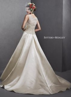 Large View of the Taiya Marie Bridal Gown