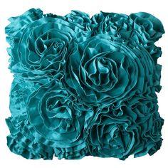 Xhilaration� Jersey Ruffle Decorative Pillow