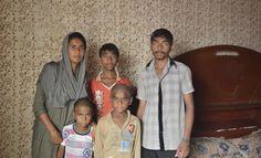 Une foule en colère au Pakistan a mis le feu à la maison d'une famille chrétienne dans le but de les brûler vifs. Cependant la police locale refuse de tenir pour responsable la foule qui a perpétré ces actes.
