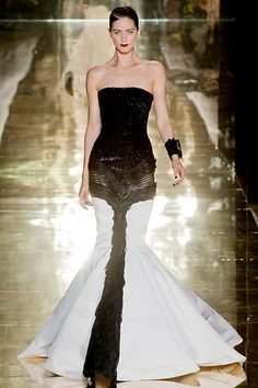 Georges Chakra Fall 2012 Couture