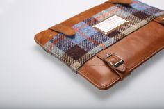 Windsor Briefcase. Tartans Mackenzie gray-blue https://www.etsy.com/ru/shop/Walleys