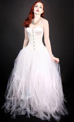 Stunning Corset Wedding Dress 3