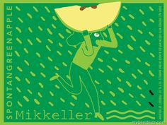 mybeerbuzz.com - Bringing Good Beers & Good People Together...: Mikkeller - Spontangreenapple & Spontanpassionfrui...