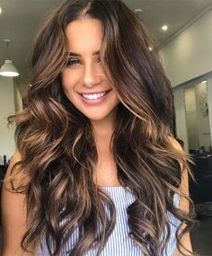 We love this head of stunning hair @soulbrowandmakeupstudio on Aimee  using @showponyhairextensions #bronde #longhair #extensions #brunettebalayage #balayage #behindthechair #modernsalon #americansalon #blowout #bounce #hairstyle #hairstyles #instahair #hair #hairartist #lorealpro #