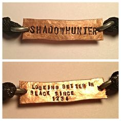 Shadowhunter Looking better in black since 1234 by Nerdiecouture, $9.99
