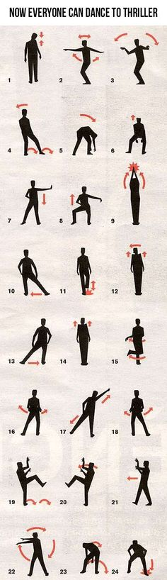 How to Thriller…
