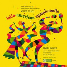 Howard Hanson and the Eastman-Rochester Symphony Orchestra - Latin-American Symphonette (1953)