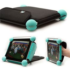 iPad Protection at it's best!  The versatile iBallz.