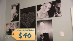 Photos: Gallery Wall | Knock It Off! | The Live Well Network