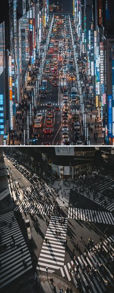 Tatsuto Shibata is a Tokyo-based photographer who explores the chaotic streets of the city.