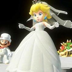 Due to the events of Super Mario Odyssey, do you believe Mario and Peach are canonically married now? Super Mario Bros, Nintendo Super Smash Bros, Super Mario Brothers, Peach Mario, Mario And Princess Peach, Princess Daisy, Mario Kart, Mario Bros., Princess Peach Cosplay