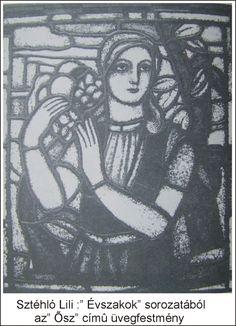 Sztéhló Lili - Templomablak Anno Mona Lisa, Artwork, Women, Work Of Art, Auguste Rodin Artwork, Women's, Artworks, Woman, Illustrators