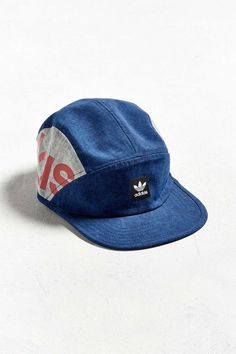 c96870e4a56 adidas Skateboarding Gonz Pack Words 5-Panel Hat Adidas Hat