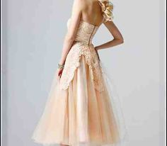 Tea Length Evening Dresses