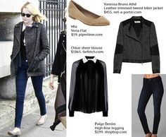Emma Stone - American Girl in Paris. Shop her look