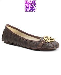 MICHAEL Michael Kors Fulton Moc Flats - Shoes - Macys Size 7.5