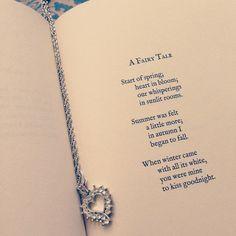 A Fairy Tale by Lang Leav