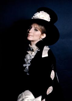 Barbra Streisand in 'On a Clear Day You Can See Forever'