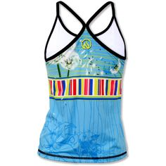Women's Wish Camisole ($49) ❤ liked on Polyvore featuring blue cami and blue camisole