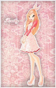 For the contest in Eltarix Union: Romilly by AmiryCostner.deviantart.com on @DeviantArt