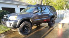 Lift and Tire Central (pics)... Post 'em Up! - Page 312 - Toyota 4Runner Forum…