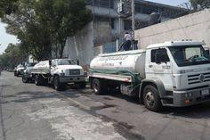 Azcapotzalco pone en marcha operativo para hacer frente al corte de agua