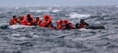 20 ναυάγια με 3.000 πρόσφυγες σε μία μέρα!: Κύματα προσφύγων από τη Λιβύη και άλλες βορειοαφρικανικές χώρες διασχίζουν καθημερινά τη…